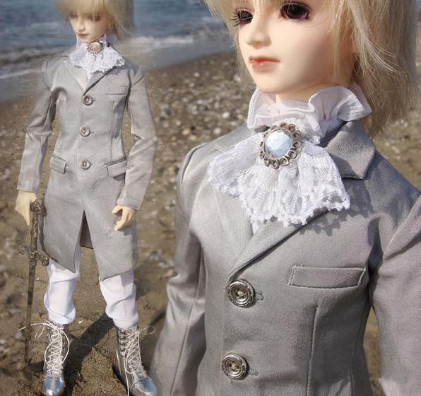 wamami 510 Prince Suit Outfit Clothes SD17 DZ70 DOD BJD Boy Dollfie