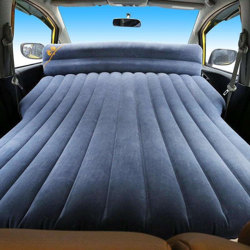 ПВХ два отделения автомобиля/дома пляж Кемпинг использование водонепроницаемый автомобиль путешествия кровать самоуправляемый портативн... - 2