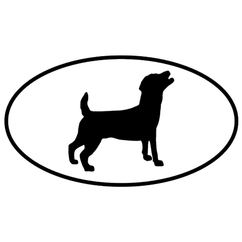 Jack Russell Terrier 42 Self Adhesive Stickers Blank Address Labels//Gift Tags-2