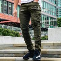New Autumn Men Running Training Pants Sport Trousers Jogging soccer Basketball Gym Fitness Sports Sweatpants Outdoor sweatpants