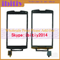 Original For Samsung WAVE 2 S8530 Touch Screen Digitizer Sensor Front Glass Lens Black White