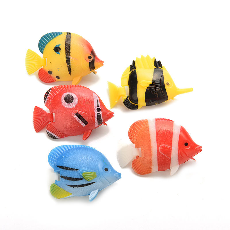 Compare prices on tropical fish toys online shopping buy for Toy fish tank