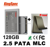 2 5 44PIN PATA IDE SSD 128GB MLC 4 Channel Solid State Disk Flash Drive For