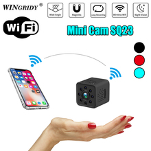 Original Mini Câmera WI-FI Câmera SQ13 SQ23 SQ11 SQ12 shell Sensor CMOS FULL HD 1080 P Waterproof Night Vision Gravador camcorder(China)