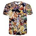 2016 dos desenhos animados anime star wars imprimir t-shirt dos homens/boy casual t 3d camisa dos ganhos camiseta para homens marca tshirt homme camisetas hombre