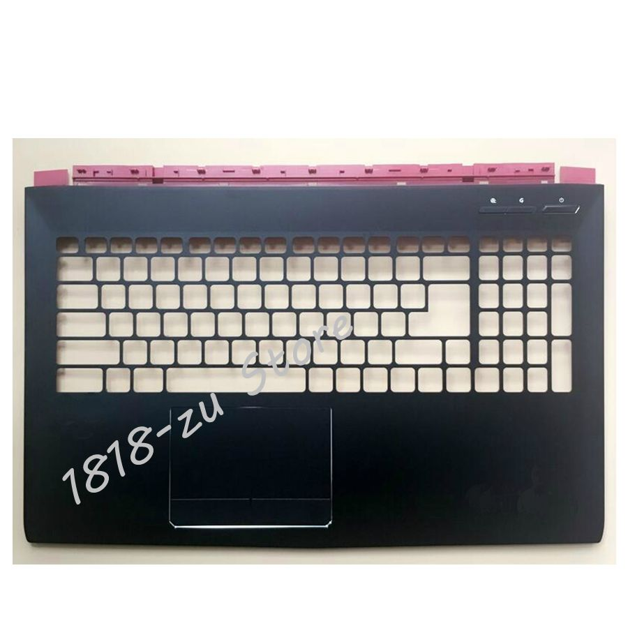 YALUZU New For MSI GL62 GP62 TOP COVER Palmrest Upper Case 3076J5C614P891 GP62MVR MS-16J5 MS-16J9 MS-16J3 Metal material new for msi gs63 gs63vr ms 16k2 top cover palmrest upper case 3076k1c215y311