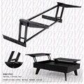 Levante mecanismo de mesa de café, mesa de muebles de hardware, hardware fiftting Uso para mesa, armario, escritorio