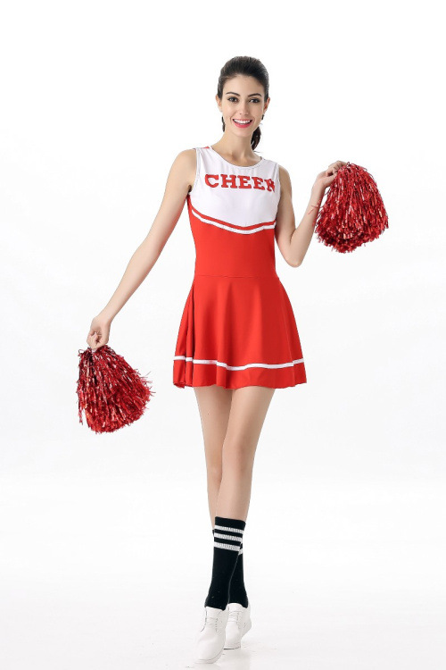 high school musical cheerleader costume cheer uniform
