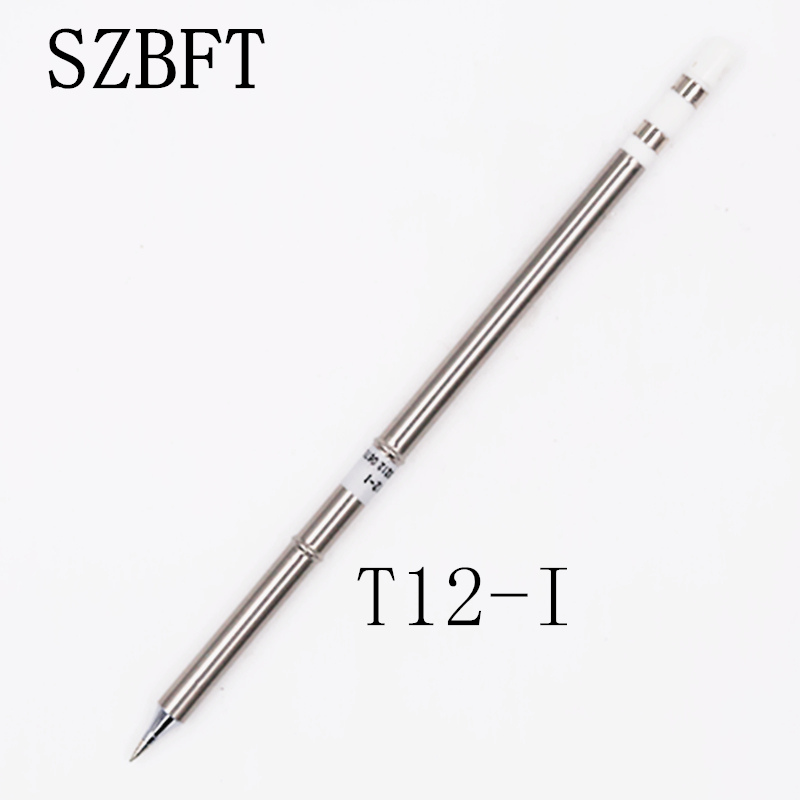 SZBFT Punte di ferro per saldatura T12-I K KF KU C4 ILS BC2 serie ect - Attrezzatura per saldare - Fotografia 2
