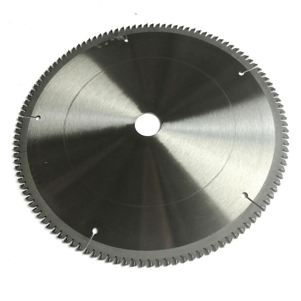 Freies verschiffen Professionelle qualität 254*25,4*2,8*100 T TCG zähne TCT sägeblatt nichteisenmetalle aluminium kupfer schneidmesser