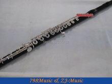African Blackwood Grenadilla Flute-B foot-Open Hole-Split-E-Inline-G-Body Diameter 26.7mm-NO.5 j b vanhal flute concerto no 2 in b flat major