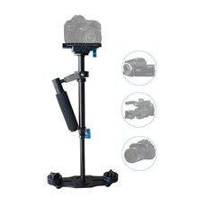Mcoplus Portable S-40 16″/40cm Aluminium Handheld Stabilizer Steadicam steadycam with 1/4″ Screw for Video DV Camcorder & DSLR