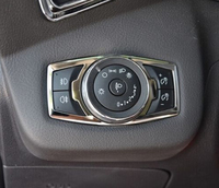 Car headlight switch cover for Ford Kuga 2013 2014 Focus MK3