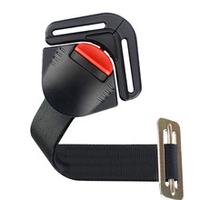 Car Baby Safety Seat Clip Fixed Lock Buckle Seat Safe Belt Strap Harness Chest Child Clip Buckle Latch Toddler Clamp Protection(China)