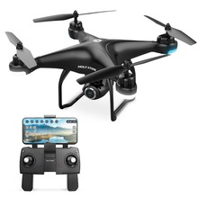 USA Stock Holy Stone HS120D FPV Drone with GPS Full HD 1080P Camera Tapfly Long Range Follow Me Return to Home RC Helicopter цена