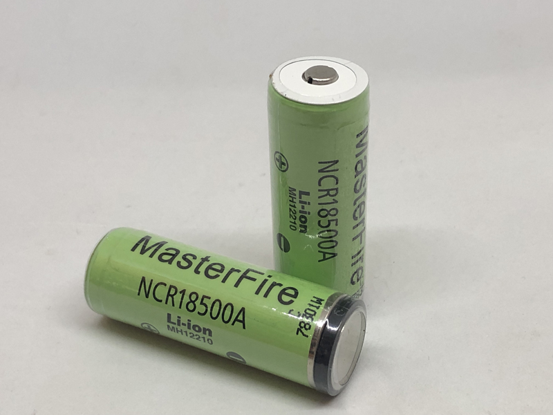 MasterFire 4pcs lot Original 3 6V NCR18500A 18500 2000mah Li Ion Battery Rechargeable Protected Batteries with PCB For Panasonic in Rechargeable Batteries from Consumer Electronics