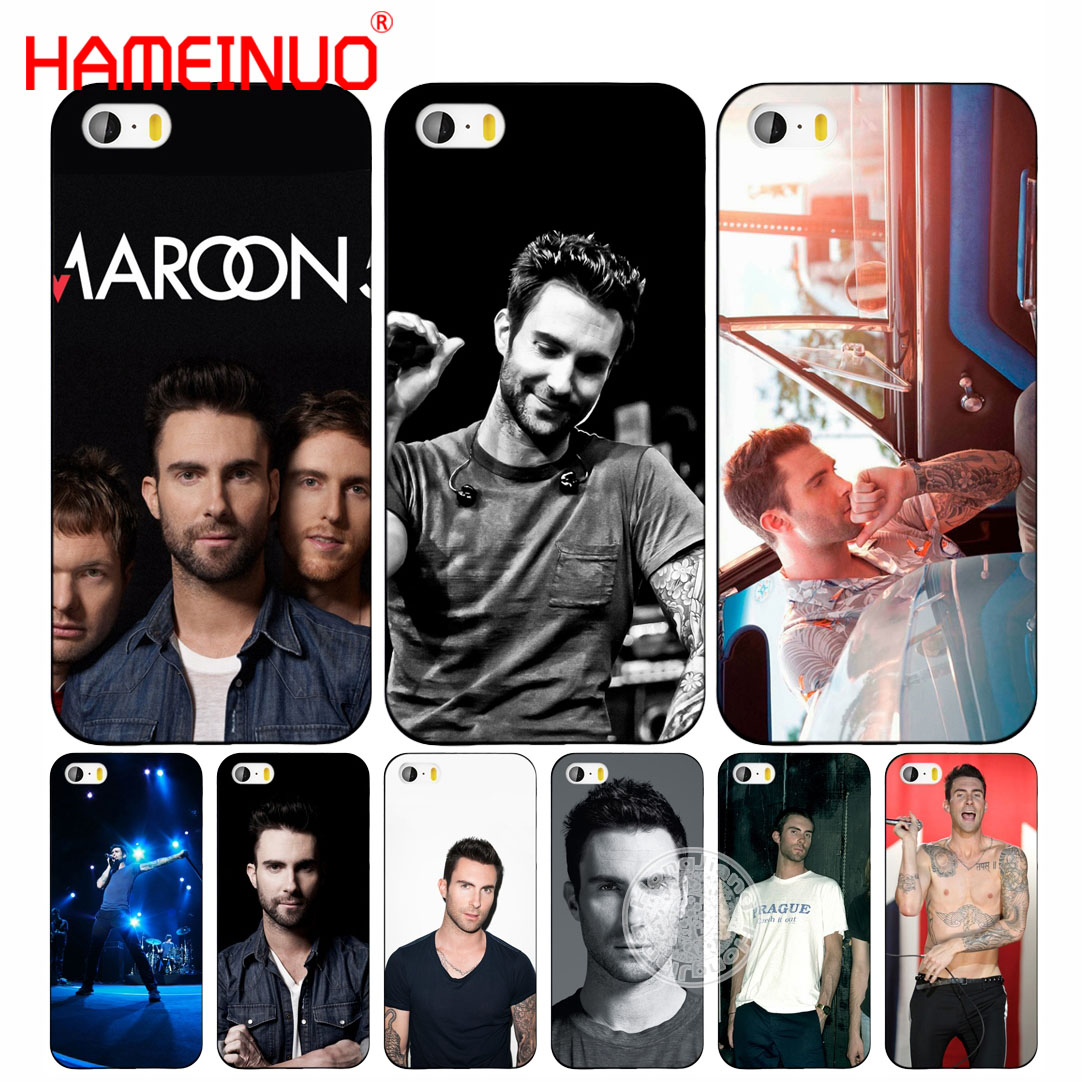 HAMEINUO maroon cell phone Cover case for iphone 6 4 4s 5 5s SE 5c 6 6s 7 8 plus case for iphone 7 X