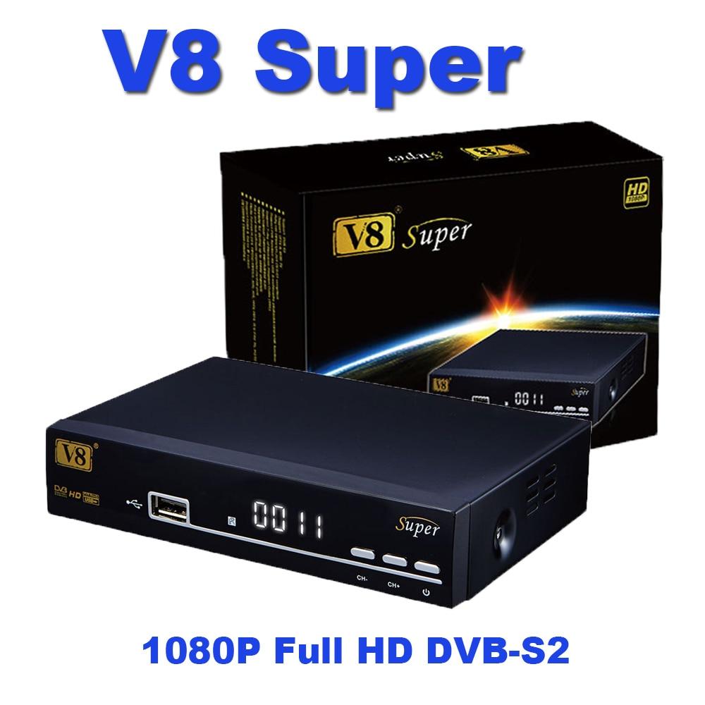 buy v8 super dvb s2 free to air digital full hd satellite receiver from. Black Bedroom Furniture Sets. Home Design Ideas