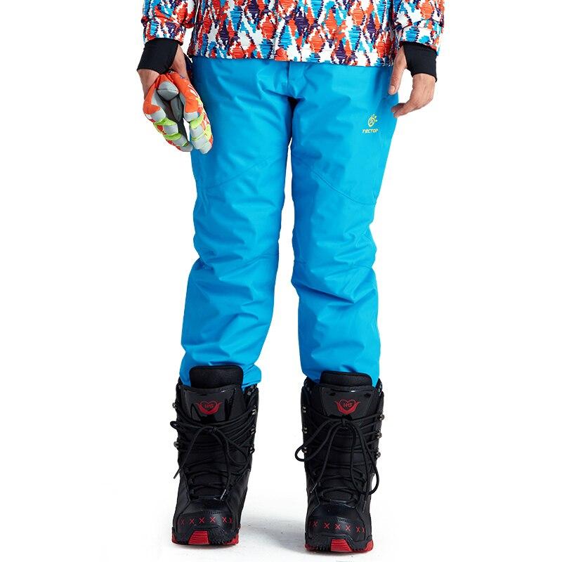Planche à neige sur glace Ski et Snowboard Sport Snowboard pantalon femme neige hiver Ski pantalon femme pantalon Sport d'hiver