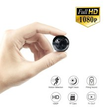 SQ9 Mini Camera 1080P 720P IR Night Vision Micro Camera Motion Sensor Portable Kamera 360 Degree Mini DV DVR Cam New Version SQ8