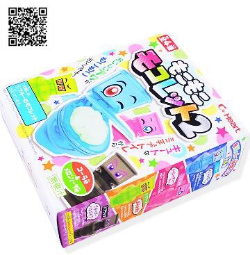 New Kids Popin Cookin Toilet Toy diy handmade kitchen pretend toy