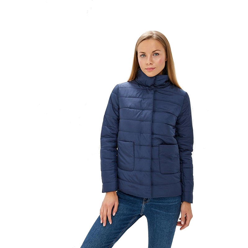 Jackets MODIS M182W00432 coat jacket for female for woman TmallFS jackets modis m181d00187 jacket for male tmallfs