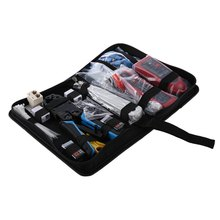 TOPS Network Good Protective Power Quality Blade Computer Maintenance Tool Kit Cable Tester 200R Network Pliers Wire Tracker