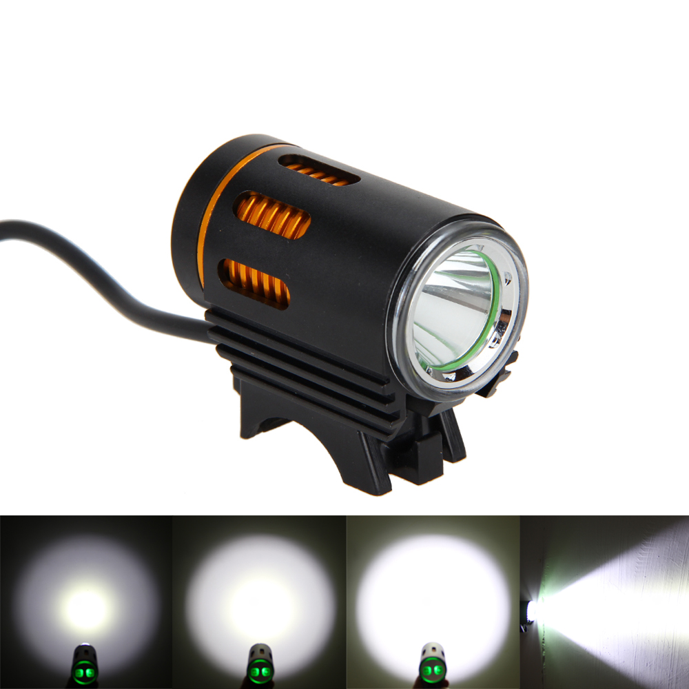 Real 3000LM L2 Front LED Bike Light Powerful Lamp Flashlight For Bicycle  Bike Accessories+16000 mAh Battery Set+Taillight-in Bicycle Light from  Sports ...