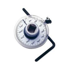 Профессиональный 1/2 дюйма регулируемый привод крутящий момент датчик угла Авто Гараж Набор инструментов для рук инструменты ключ AT2136