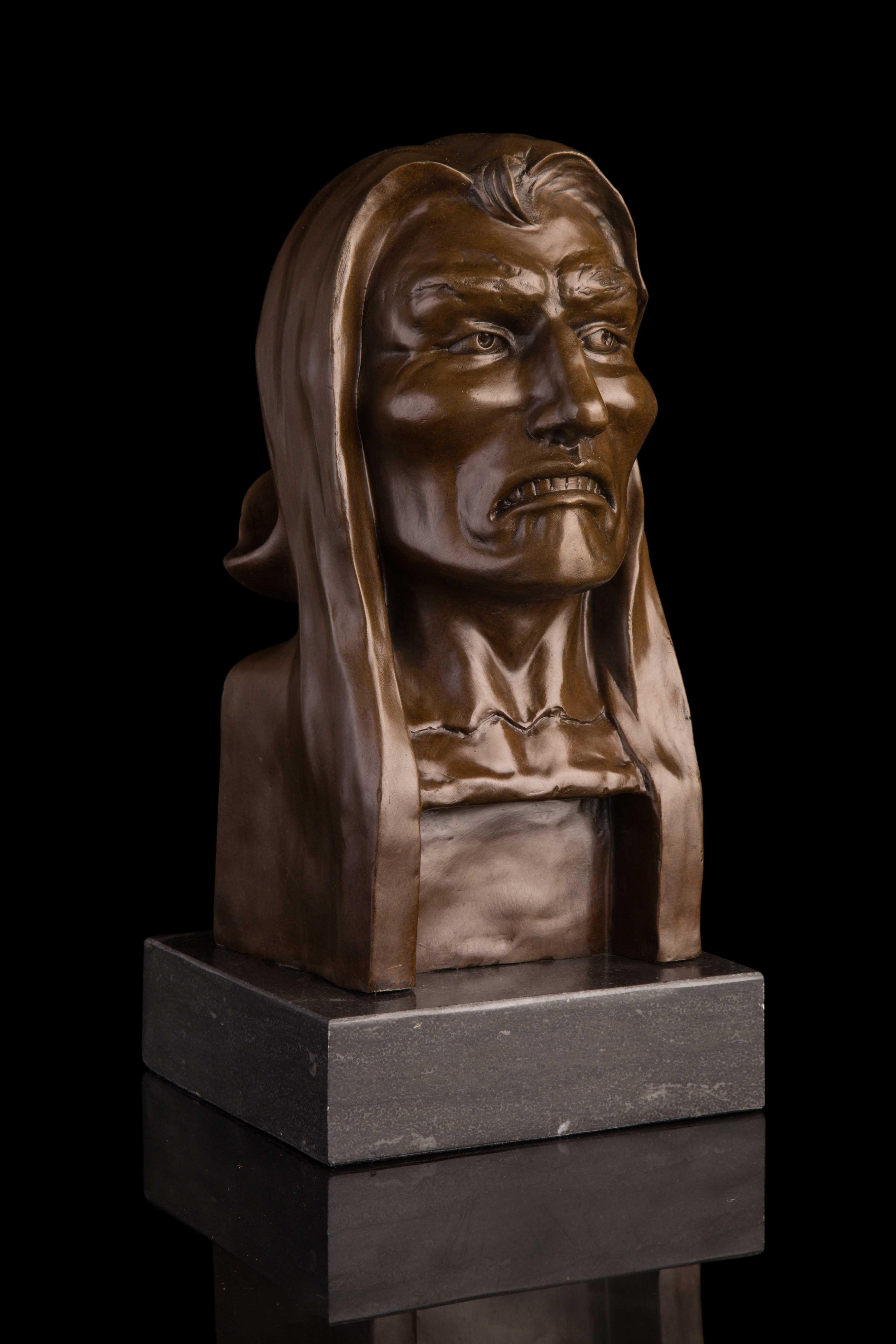 Wo copper studio art figure statues sculpture for home modern exhibition hall soft decoration struggles