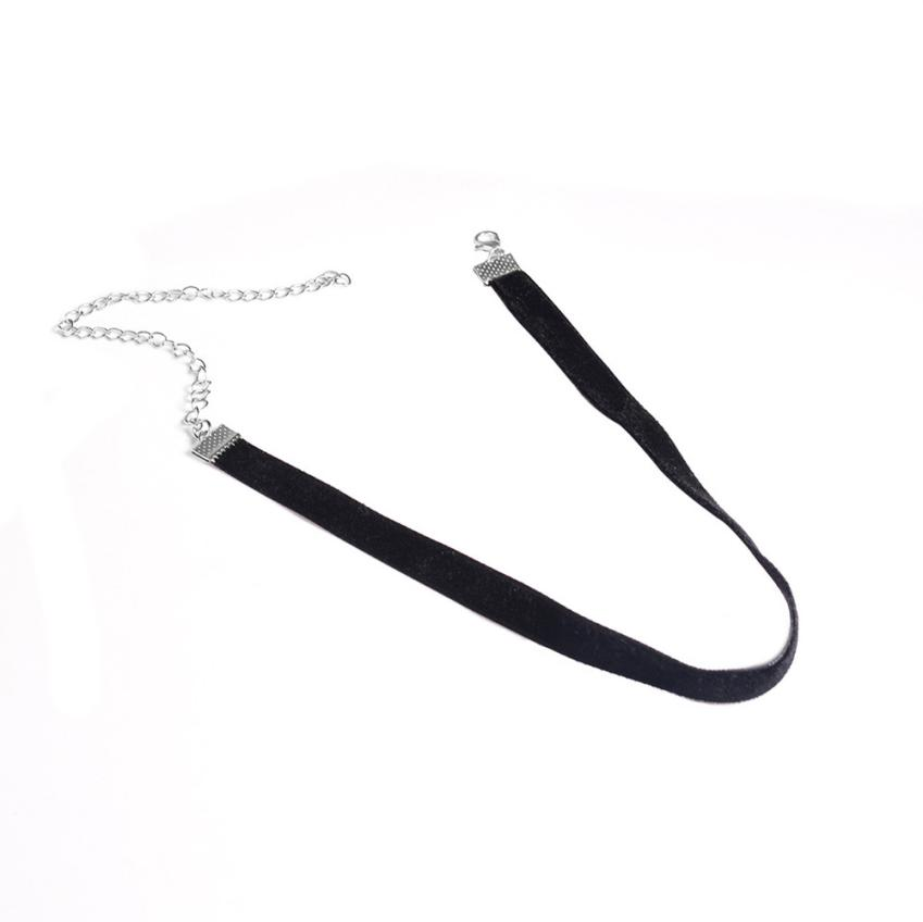 Necklaces Pendants Charm Lace Chokers Nacklaces For Women Ladies Chains Kolye Bayan Necklace 18JUN8