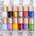 NICOLE DIARY Nail Art Stamping Polish 9ml Various Sweet Color Nail Art Varnish Polish Stamping Nail for Nail Decoration