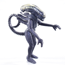 11CM NECA Alien Figure PVC Action Figure Alien Model Toys Collections цена
