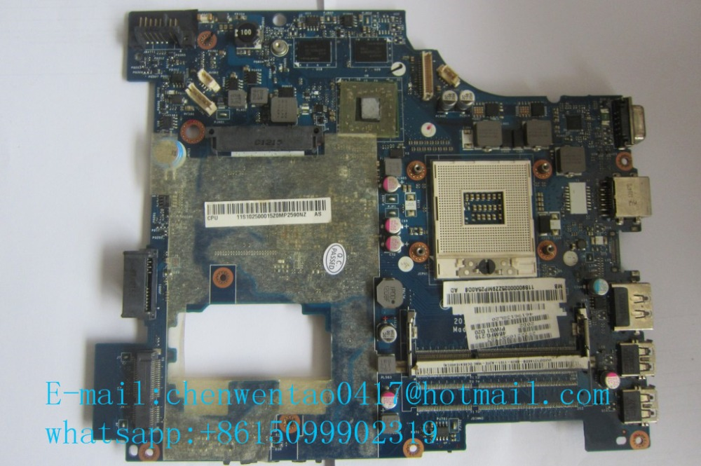 G470 non-integrated motherboard for ideapad laptop G470 LA-6751P