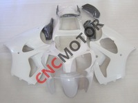 ABS Unpainted Injection Motorcycle Bodywork Fairing Kit For Kawasaki ZX6R ZX 6R ZX636 2000 2002 00 01 02