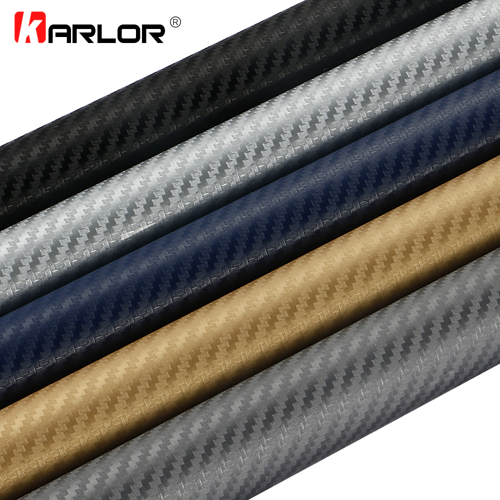 40cmx200cm Car Styling 3D 3M Carbon Fiber Sheet Wrap Film Vinyl Car Stickers And Decals Motorcycle Automobiles Car Accessories car styling wrap gossy light blue car vinyl film body sticker car wrap with air free bubble for vehiche motorcycle 1 52 20m roll