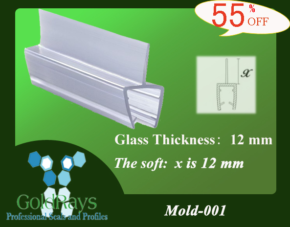 001 12mm glas duschtr streifendichtung abdichtung dusche gehuse china scharnierleiste kunststoff dichtungen fr glastr dusche streifendichtung - Dusche Glastur Dichtung