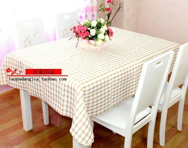 Classic terylene multi-colored tablecloth table cloth gremial dining table cloth table cloth sex quick dry