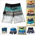 Мужская мода Плюс Размер Лето Совет Шорты Пляжные Шорты Quick Dry С Карманными Стволов Брюки Размер 30-44