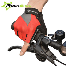 Rockbros A Half Means The font b Gloves b font Anti Skidding Wear Resisting Bike Bicycle
