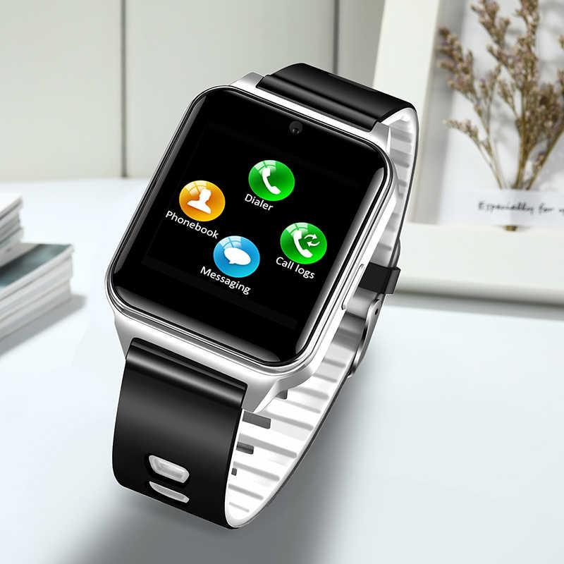 ליגע חדש אופנה חכם שעון גברים נשים ספורט מד צעדים MP4 וידאו נגן Bluetooth Smartwatch תמיכה ה-SIM TF עבור אנדרואיד ios