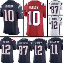 f9a939e0615 10 Josh Gordon 12 Tom Brady Mens 87 Rob Gronkowski 11 Julian Edelman 14  Cooks 92