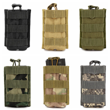 Sports Pendant Package for M4 M16 Pouch Magazine Pouches Outdoor Tactical Walkie Talkie Bags Molle Rifle Mag Pocket
