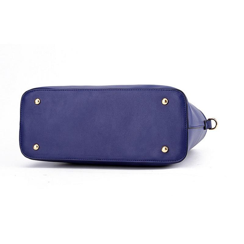 women handbolsa pu leather bolsa Tipo : Handbag Women Shoulder Bag