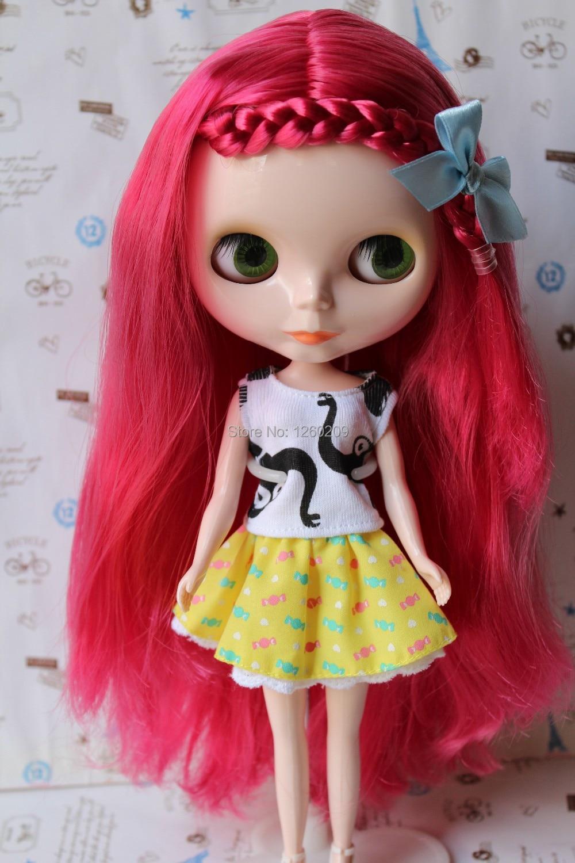Blythedoll,Blyth, Best Popular 12 Nude Dolls Neo Doll For Girls Birthday Gift-In -3482