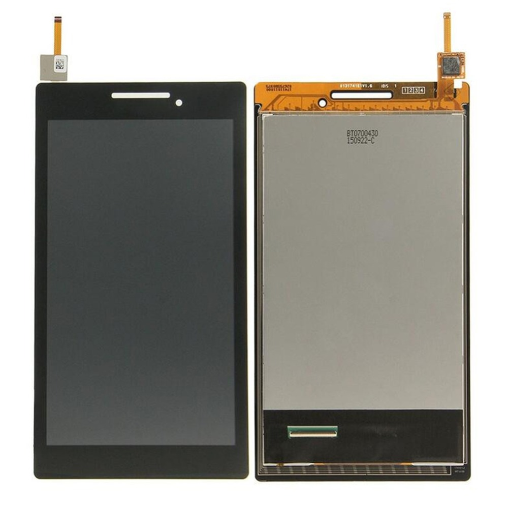 все цены на  LCD Display Touch Screen Assembly  For Lenovo IdeaTab 2 A7-20 A7-20F 7inch  Replacement Parts  онлайн