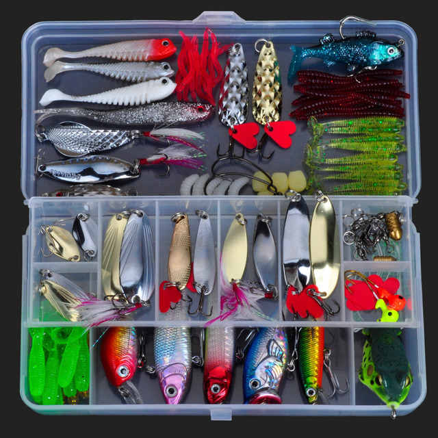 ALLBLUE Fishing Lure Kit