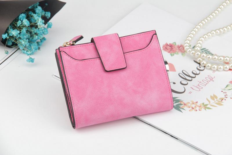 небольшой бумажник женщин; женщины портмоне; женщины портмоне; Основной материал:: ПУ;