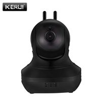 KERUI Indoor Wireless 1080P Full HD Cloud WiFi IP Camera Home Security Surveillance Camera Night Vision CCTV Camera