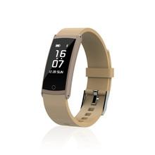 4 цвета смарт-браслет сердечного ритма оксиметр измерять кровяное давление Мониторы для IOS/Android телефон smart fit часы